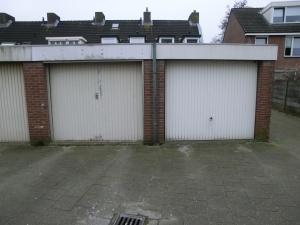 Garagedeur Tilburg Oude situatie