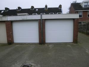 Garagedeur Tilburg Nieuwe situatie